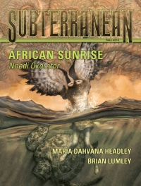 Subterranean Press Magazine Fall 2012 (eBook) cover