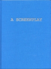 A Screenplay cover