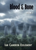 Blood and Bone by Ian Cameron Esslemont cover