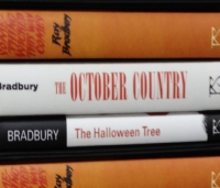 Three Volume Ray Bradbury Set cover