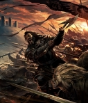 The Heroes by Joe Abercrombie cover