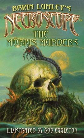 Necroscope: The Möbius Murders cover