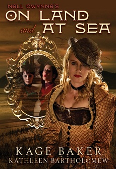 Nell Gwynne&#8217;s On Land and At Sea cover