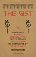 The Gist by Michael Marshall Smith cover