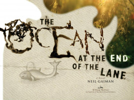 The Ocean at the End of the Lane (preorder) cover
