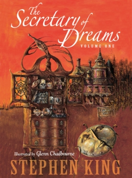 The Secretary of Dreams, Volumes One and Two cover