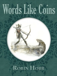 Words Like Coins (eBook) cover