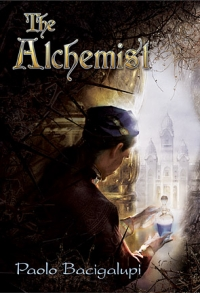 The Alchemist by Paolo Bacigaulpi