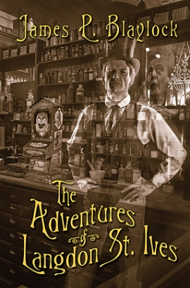 The Adventures of Langdon St. Ives (eBook) cover
