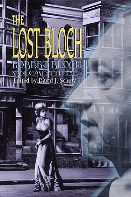 Crimes and Punishments—The Lost Bloch Volume Three cover