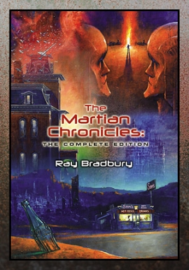 The Martian Chronicles: The Complete Edition cover