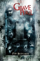 Grave Peril cover