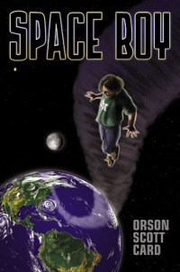 The Space Boy cover