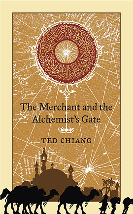 The Merchant and the Alchemist&#8217;s Gate cover