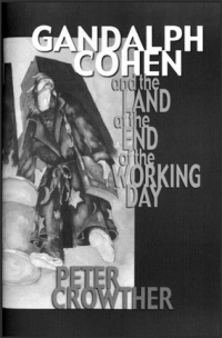 Gandalf Cohen and the Land at the End of the Working Day cover