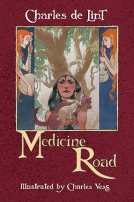 Medicine Road #1 cover