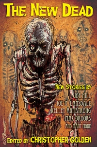 The New Dead cover