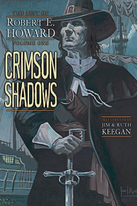 Crimson Shadows cover