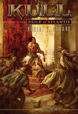 Kull: Exile of Atlantis cover