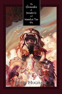 The Chronicles of Master Li and Number Ten Ox cover