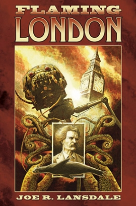 Flaming London cover