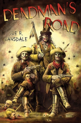 Deadman's Road cover