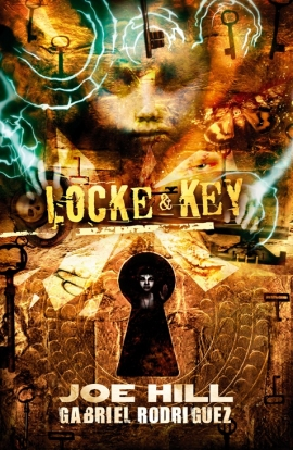 Locke & Key: Welcome to Lovecraft cover