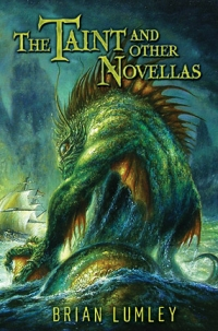 The Taint and Other Novellas: Best Mythos Tales volume one (eBook) cover