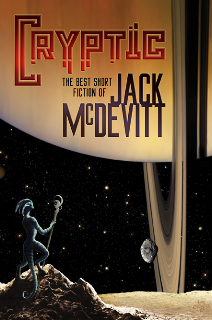 Cryptic: The Best Short Fiction of Jack McDevitt (eBook) cover
