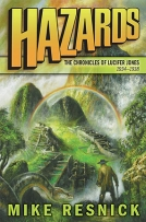 Hazards: The Chronicles of Lucifer Jones 1934-1938 cover