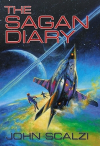 The Sagan Diary (eBook) cover