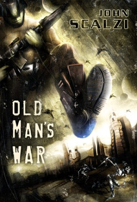 Old Man&#8217;s War cover