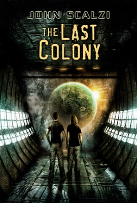 The Last Colony cover