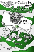 Judge Sn Goes Golfing cover