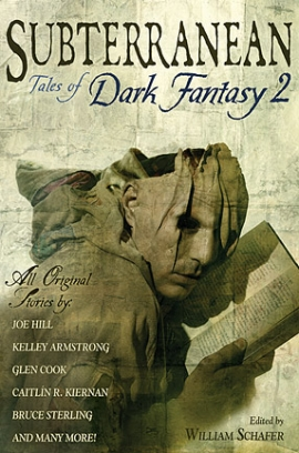 Subterranean: Tales of Dark Fantasy 2 cover