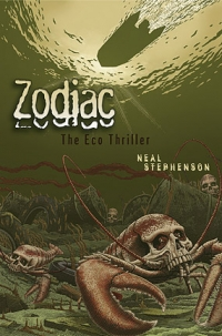 Zodiac: an Eco-Thriller cover