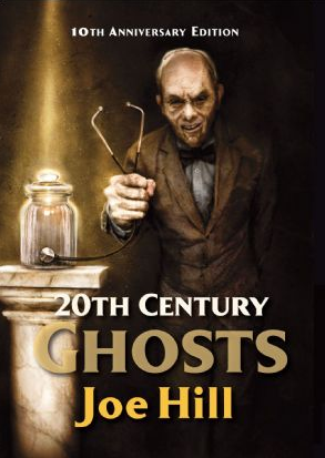 20th Century Ghosts by Joe Hill Cape Cover
