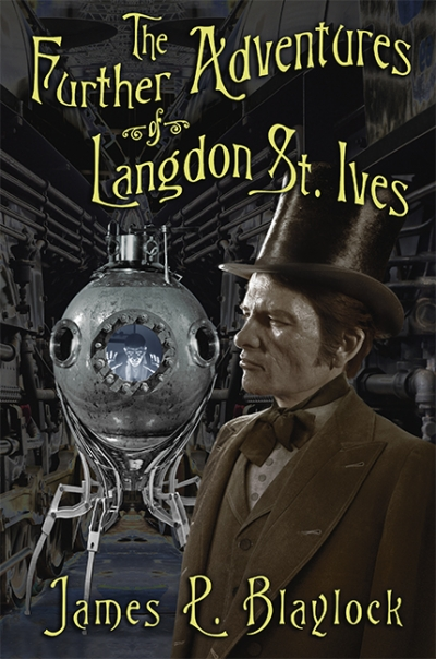 The Further Adventures of Langdon St. Ives (eBook) cover