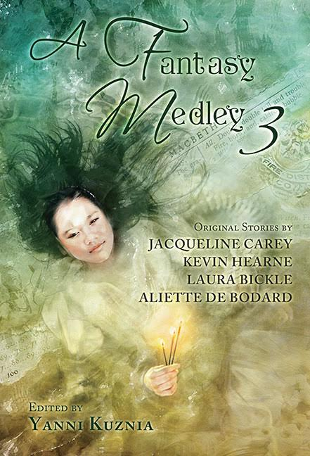 A Fantasy Medley 3 (preorder) cover