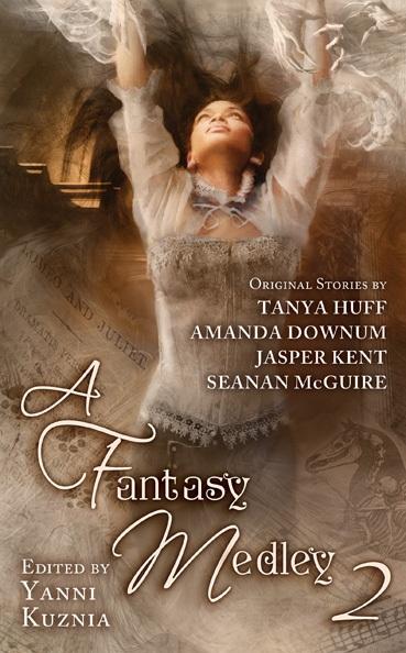 A Fantasy Medley 2 cover