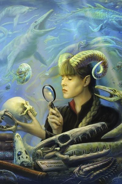 Beneath an Oil-Dark Sea: The Best of Caitlin R. Kiernan (Volume Two) (eBook) cover