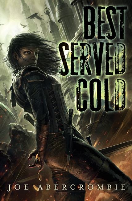 Best Served Cold cover