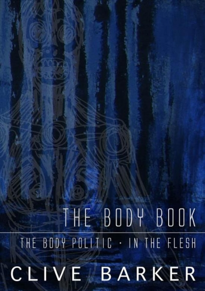 Clive Barker's The Body Book (preorder) cover