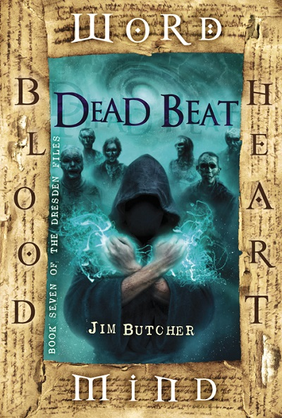 Dead Beat cover