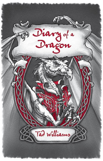 Diary of a Dragon cover