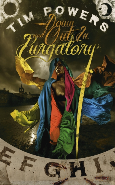 Down and Out In Purgatory (eBook) cover
