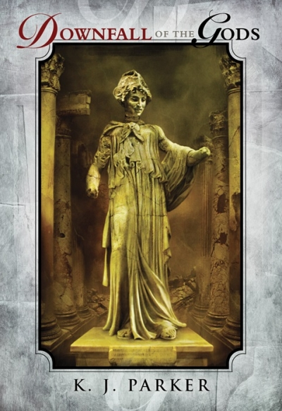 Downfall of the Gods (eBook) cover