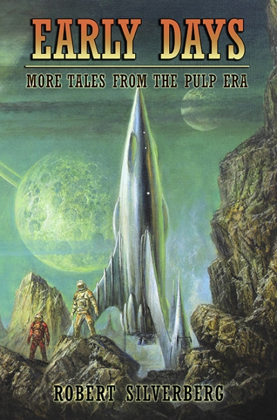 Early Days: More Tales from the Pulp Era (eBook) cover