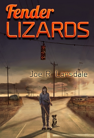 Fender Lizards (eBook) cover