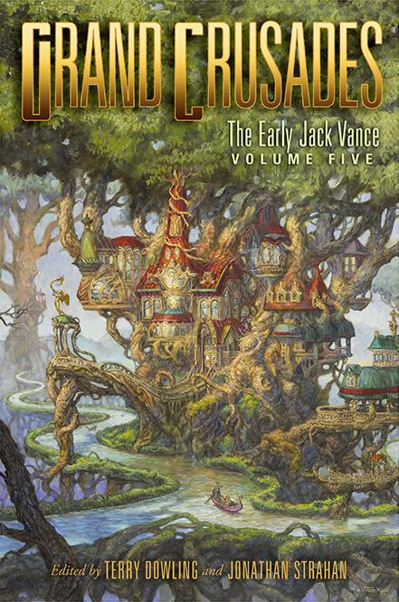 Grand Crusades by Jack Vance